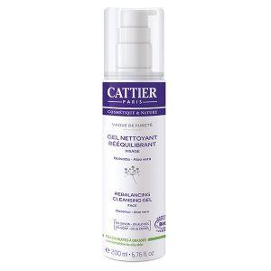Cattier Vague de Pureté - Gel nettoyant rééquilibrant visage