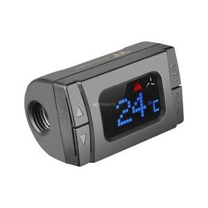 Thermaltake CL-W151-CU00BL-A - Capteur de température autonome  et d'humidité, Senseur intérieur
