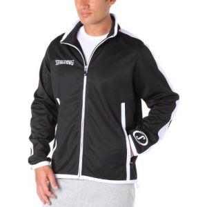 Spalding Evolution Jacket - Black / White - Taille XXXL