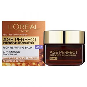 L'Oréal Age Perfect Intensive Renourish Manuka Honey Night Cream - 50 ml