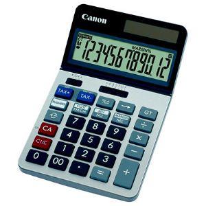 Canon KS-1220TSG - Calculatrices de poche/bureau solaire et pile