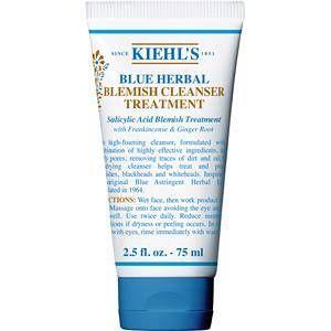 Kiehl's Blue Herbal Blemish cleanser treatment