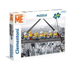 Clementoni Puzzle Les Minions 1000 pièces