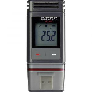 Voltcraft Enregistreur de données de température DL-200T Unité de mesure température -30 à +60 °C fonction PDF Et