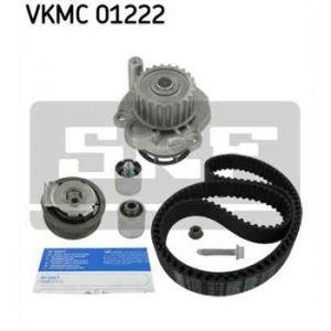 SKF Kit de distribution avec pompe à eau VKMC01222