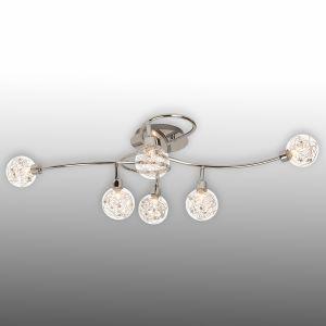 Brilliant AG Joya - Plafonniers 6 lumières 70 cm