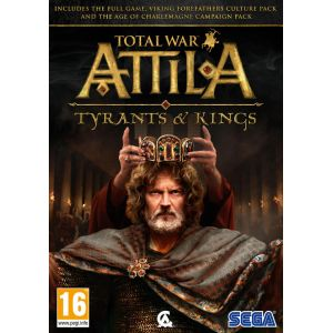 Total War Attila : Tyrants and Kings [PC]