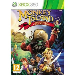 Monkey Island Edition Spéciale : Collection - Tales of Monkey Island + Escape from Monkey Island [PC]