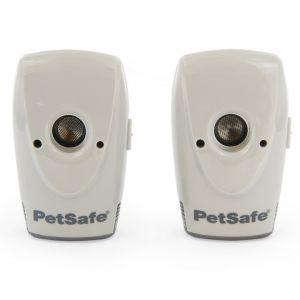 PetSafe 2 systèmes de contrôle des aboiements pour l'intérieur