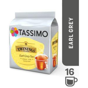 Twinings Dosette Tassimo Thé Earl Grey - 16 T-Discs