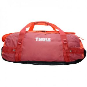 Thule Sac de voyage Chasm 86 cm Red/Orange rouge