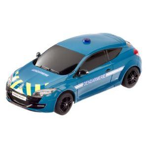 Mondo Motors Voiture radiocommandée Renault Mégane RS Gendarmerie 1/24