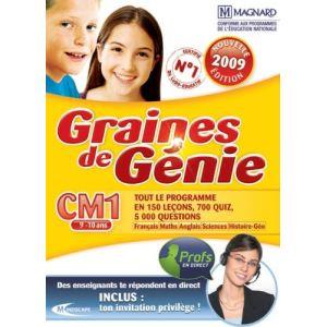 Graines de génie CM1 2008/2009 [Windows]