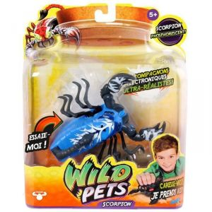 Kanaï Kids Scorpion interactif Wild Pets