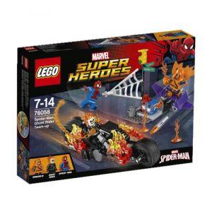 Lego 76058 - Super Heroes : Marvel Spider-Man : L'équipe de Ghost Rider