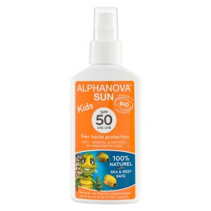Alphanova Spray Kids SUN BIO SPF 50 125 ml