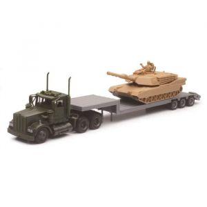 Image de New Ray 15953 - Coffret Militaire Camion + Char
