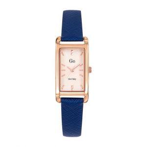 Go Girl Only Montre 699158 - Montre Cuir Bleu Femme