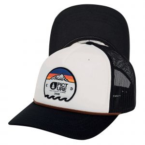 Picture Casquette Nelway Truck - White Blanc - Homme