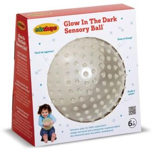 BSM Jeux Grande balle sensorielle phosphorescente