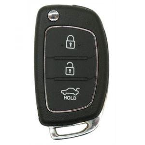 Neoriv Coque de clé télécommande adaptable + lame HKA305