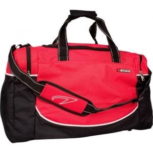 Avento Sac de sport large - Rouge - Sac de sport large - Rouge - En 100% polyester 600 x 300D - Doublure 100% polyester