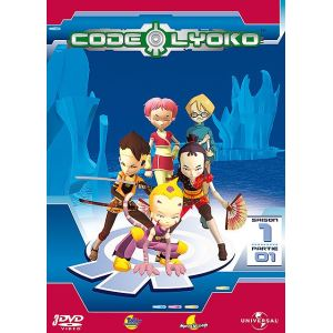 Code Lyoko - Saison 1 - Partie 1