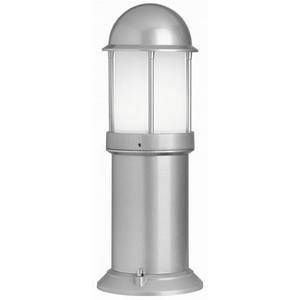 Licht Creativ Design GmbH Luminaire pour socle intemporel Marco argenté