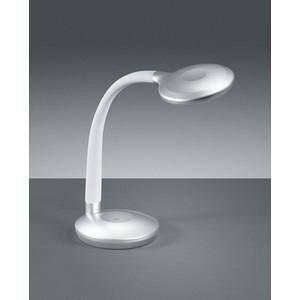 Trio Reality Lampe de table Reality COBRA LED Titane, 1 lumière - Moderne - Intérieur - COBRA - Délai de livraison moyen: 4 à 8 jours ouvrés. Port gratuit France métropolitaine et Belgique dès 100 ?.