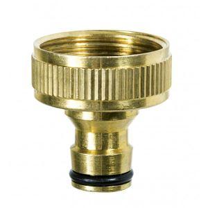Ribiland PRA/RLB.4206 - Nez de robinet laiton fileté