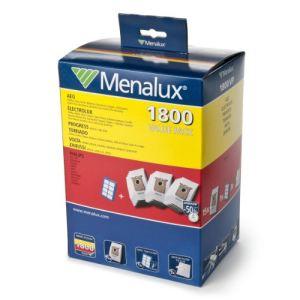 Menalux 1800 VP - Pack économique pour aspirateurs AEG, Electrolux, Progress, Tornado, Philips, Volta et Zanussi
