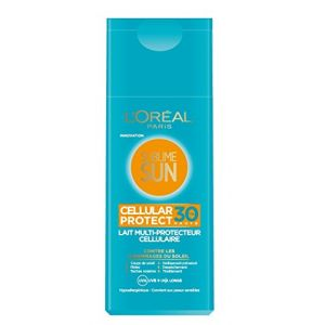 Image de L'Oréal Cellular Protect FPS 30 Lait Protection Solaire 200 ml