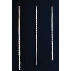 Guirlande de Noël d'extérieur lumineuse Stalactites - 6 m