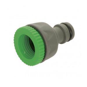 """Silverline 769045 - Nez de robinet confort 1/2"""" - 3/4"""""""