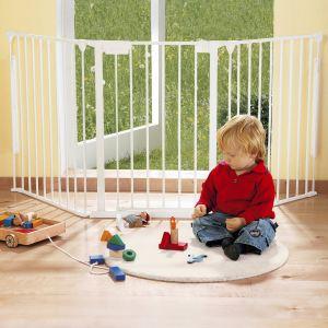 Baby Dan Flex L - Barrière de sécurité modulable (90-225 cm)