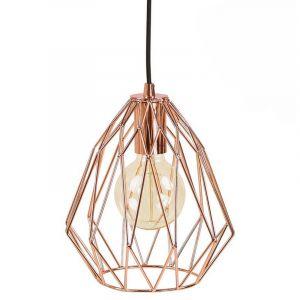 Kokoon Design Lampe au design industriel PARAL (CUIVRE)