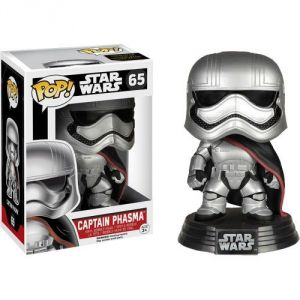 Funko Figurine Pop! Star Wars : Episode 7 Captain Phasma