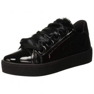 Guess Urny, Chaussures de Gymnastique Femme, Noir Black, 41 EU