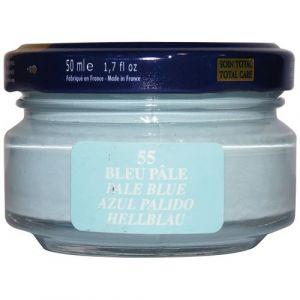 Saphir Crème surfine - bleu pâle - 50 mL - Cirage, Entretien, Imperméabilisant