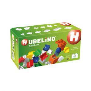 Hubelino Circuit à billes catapulte, 41 pièces multicolore