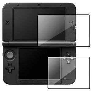 Insten Lot de 2x films de protection Nintendo New 3DS XL / 3DS XL