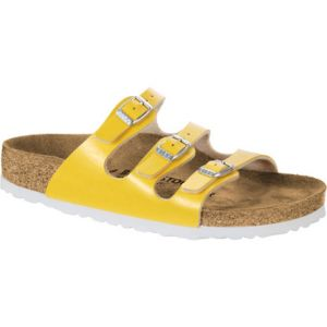 Birkenstock Florida Bf W sandales jaune 35 (schmal) EU