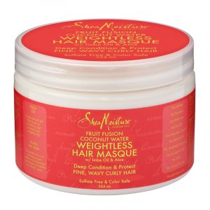 Shea Moisture Fruit Fusion Coconut Water - Masque cheveux