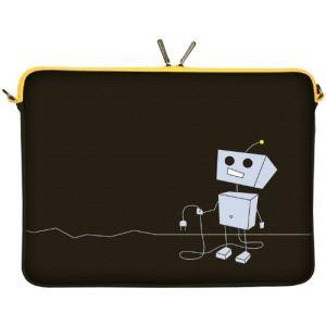"""Digittrade DG-LS156-10 - Housse Peppy Love pour ordinateur portable et tablette 10,2"""""""