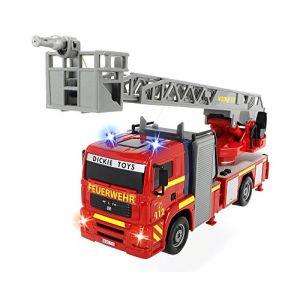 Dickie Toys 203715001 - Camion de pompier 31 cm