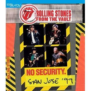 The Rolling Stones - From The Vaults : No Security - San Jose 1999
