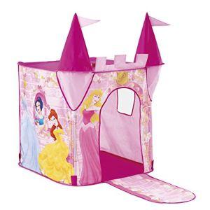 Worlds Apart Tente de jeux chateau Disney Princesse