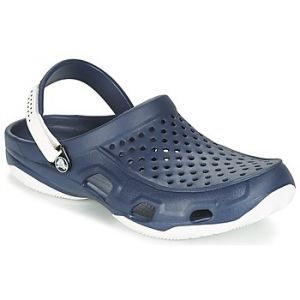 Crocs Swiftwater Deck Clo, Sabots Homme, Bleu (Navy/White), 41-42 EU