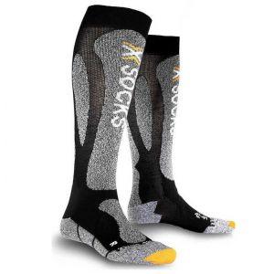 X-Socks Sidas Touring Silver Chaussettes Noir 45-47