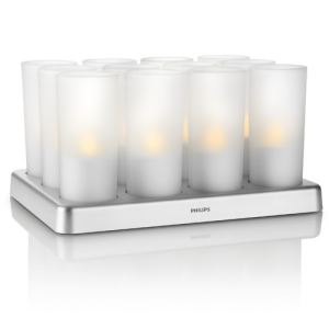 Philips 69133/60/PH - 12 photophores LED CandleLights